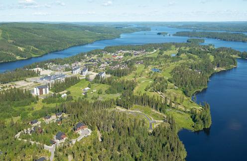 Финляндия – страна тысячи озер