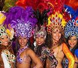 Звезды Comedy Club зажгли на бразильской вечеринке в Юрмале