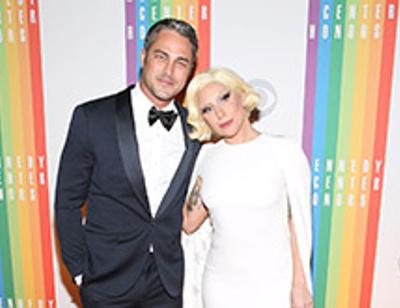 Леди Гага и Тейлор Кинни: История любви