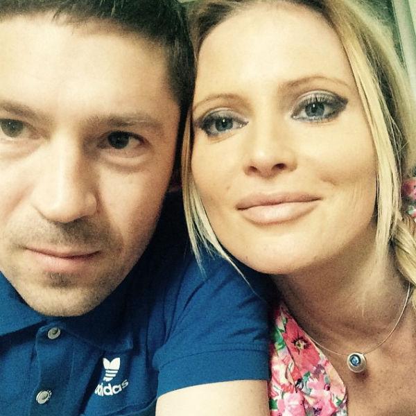 Андрей Трощенко и Дана Борисова