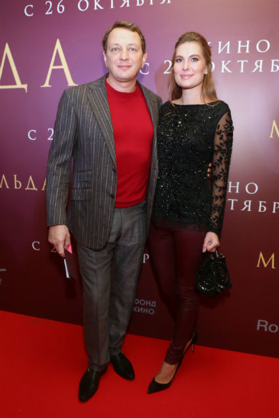 Марат Башаров развелся с супругой