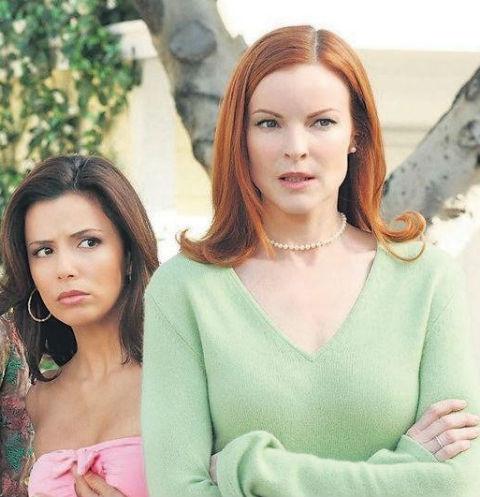 Актрисы, сыгравшие в сериале главные роли, сразу же стали звездами