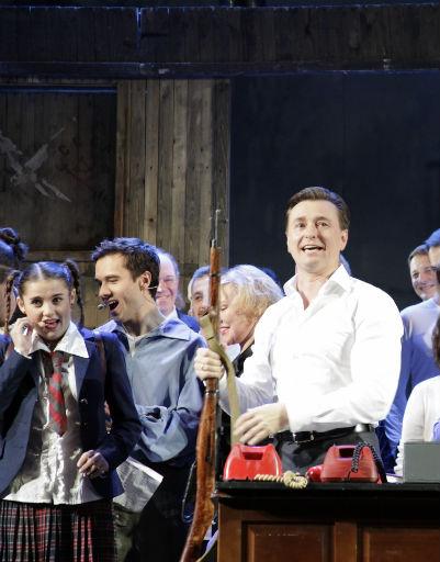 Худрук Безруков считает открытие пластического спектакля главной театральной изюминкой нового сезона