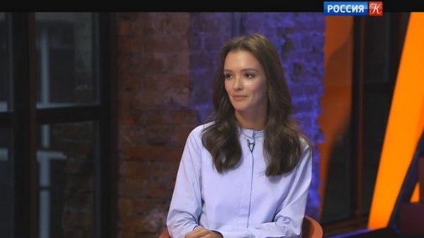 Паулина Андреева призналась, что не сразу решила стать актрисой