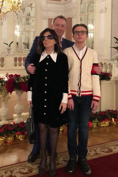 Диану Гурцкую во всем поддерживают родные