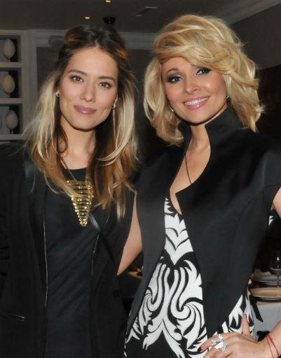 Юлия Паршута и Анжелика Агурбаш