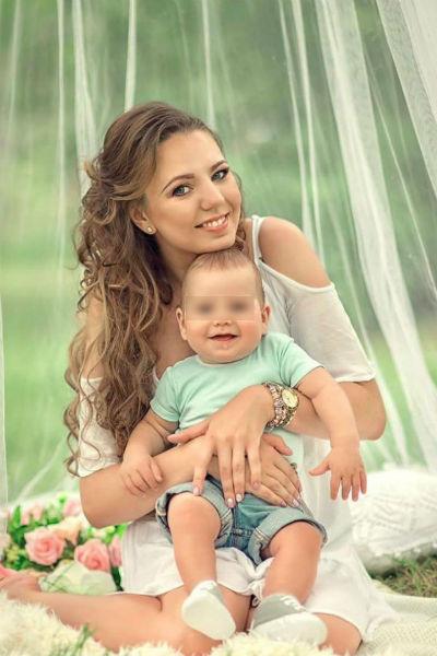Ирина вынуждена бороться за ребенка