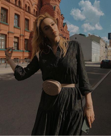 Катя Варнава подтвердила роман с Александром Молочниковым