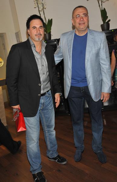 Валерий и Константин Меладзе поддерживают друг друга