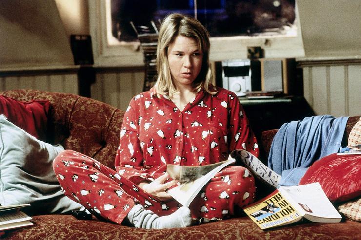 Продюсеры отвергли Кэтрин Зету-Джонс, Николь Кидман, Тильду Суинтон и Софи Марсо, претендовавших на роль Бриджит. Главной фавориткой долго считали Кейт Уинслет, но она показалась режиссеру слишком молодой: актрисе исполнилось 25, а «книжная» Джонс уже отметила свой 32-й день рождения