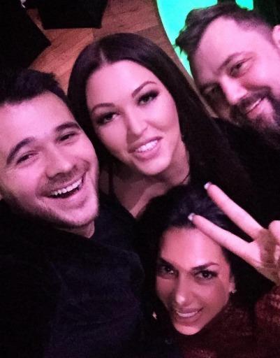Эмин Агаларов и его друзья