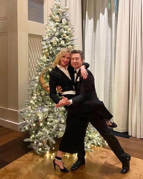 Сюткин и его супруга Виола вместе уже почти 30 лет
