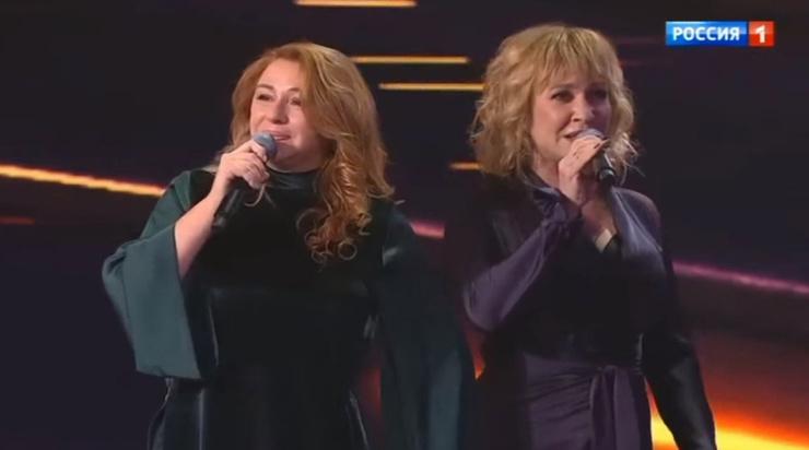 Алена Апина и Татьяна Иванова