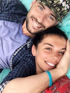 Анна Седокова и Сергей Гуман