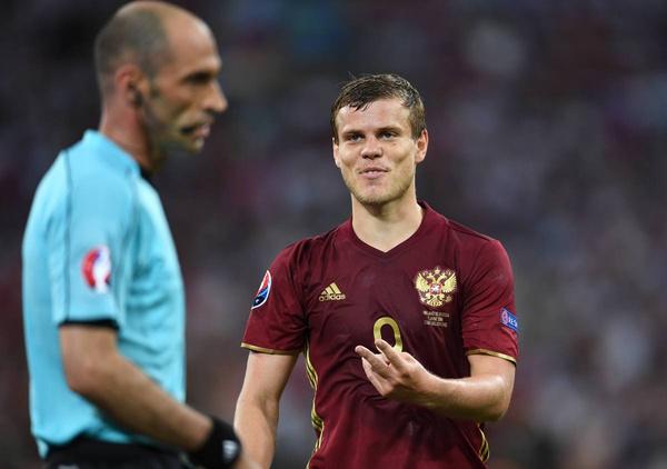 До ареста Александр считался одним из самых успешных российских футболистов