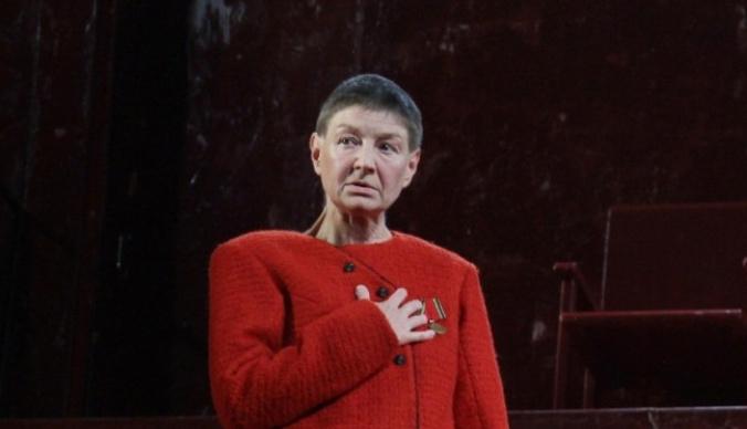 Дочь Льва Дурова похоронили в Москве