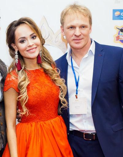Анна Калашникова и Сергей Писаренко