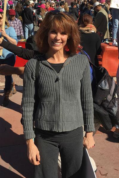 Актриса часто участвует в акциях протеста