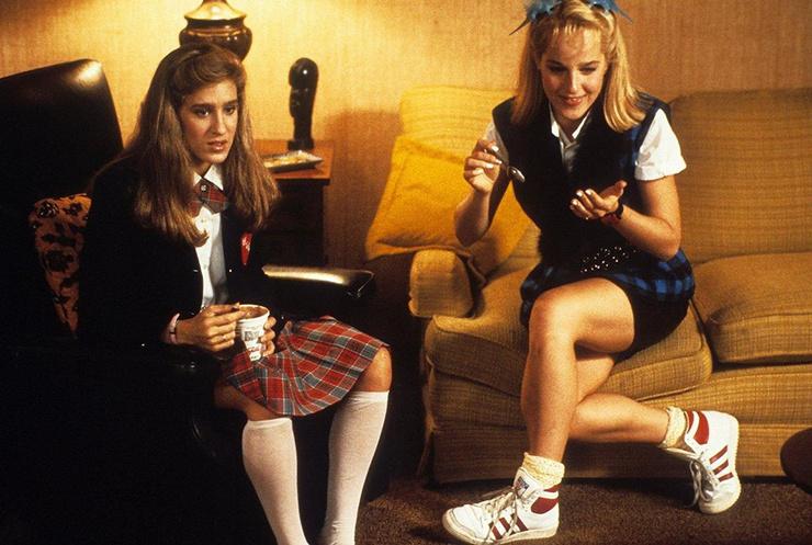 Комедия «Девочки хотят повеселиться» принесла актрисе первый успех