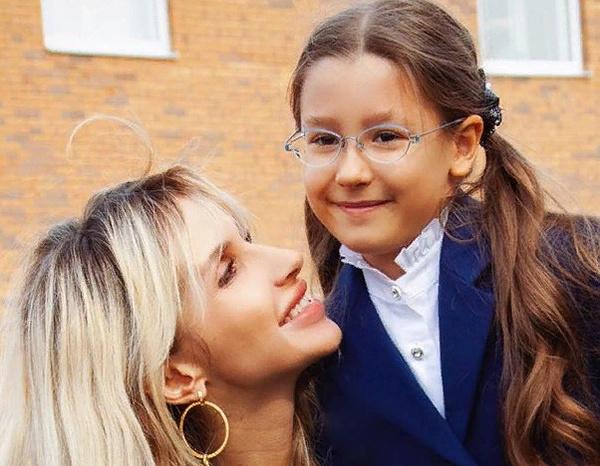 Светлана с дочерью Евой
