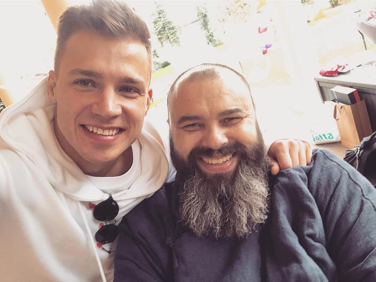 Олег смог помириться с Максимом Фадеевым