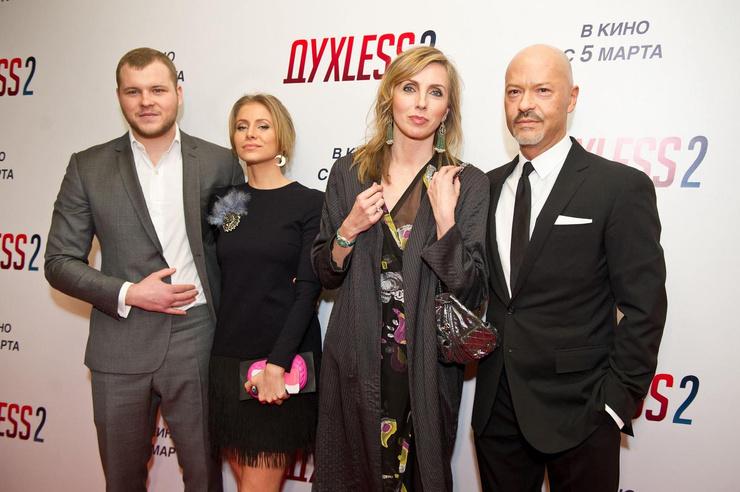 Ради отношений с Паулиной Бондарчук расстался с матерью своих старших детей