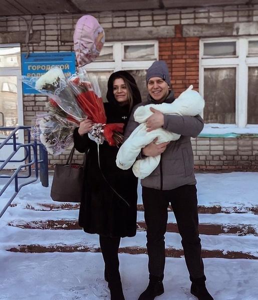 Ирина Голощапова с супругом