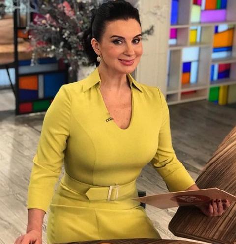 Екатерина Стриженова занимается фитнесом и держит диету под руководством строгих наставников