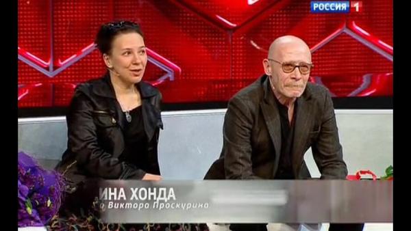 Вдова Виктора Проскурина провела экскурсию по квартире, в которой жила с актером