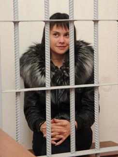 За кражу денег Настю осудили на 4 года...
