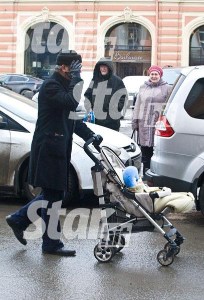 Актера всегда узнают на улице, и не только в родом Петербурге
