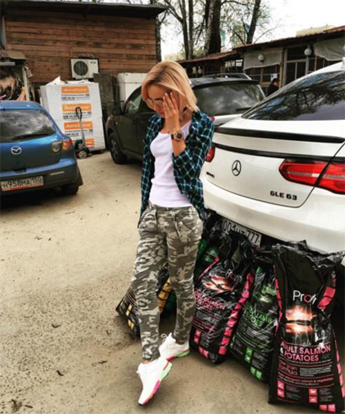 Ольга Бузова призналась, что уезжает из приюта с тяжелым сердцем