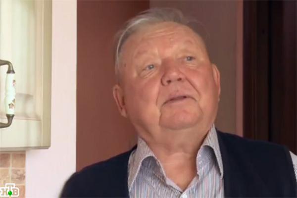 Отец Альбины Джанабаевой Борис Хабдишевич