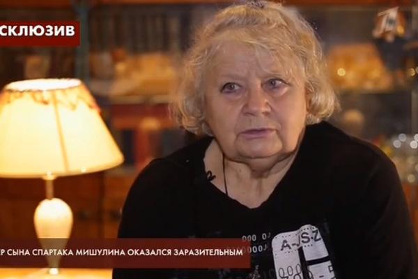 Тамара Анохина вспомнила об ухаживаниях Спартака Мишулина