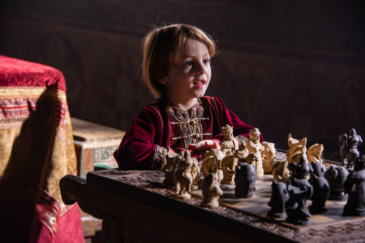 Кино в деталях: как создавались костюмы в новом сериале «Грозный»