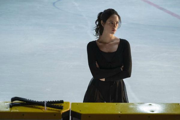 Главная героиня в сериале идет на большие жертвы ради победы на Олимпиаде