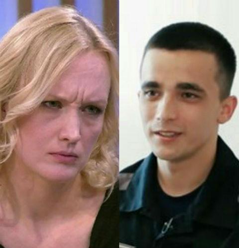 Наталья Шурыгина и Сергей Семенов