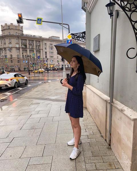 Недавно Арнелла-Мари приехала в Россию из Испании
