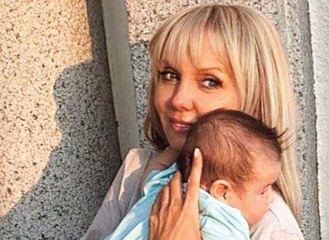 Валерия и Иосиф Пригожин обустраивают детскую