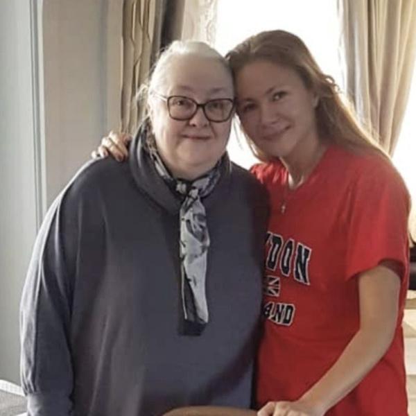 Мария Миронова тяжело переживает смерть матери
