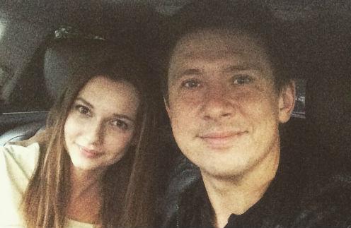 Дарья Канануха и Тимур Батрутдинов