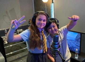 Дочь Алсу записала дуэт с Ержаном Максимом