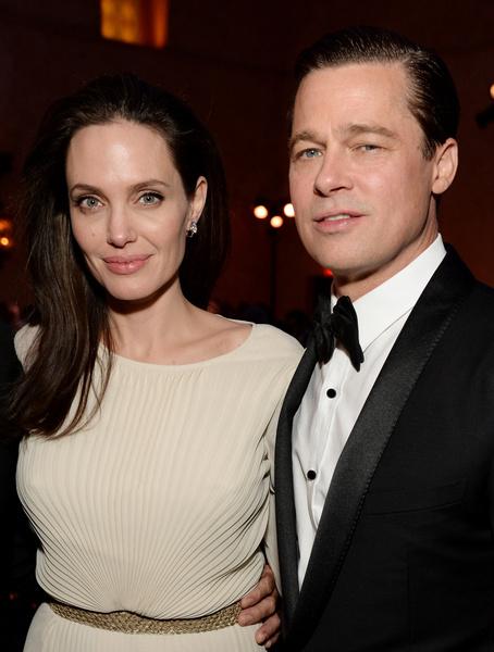 Анджелина и Брэд состояли в отношениях 12 лет