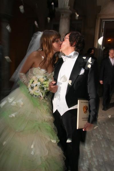 Свадьба Дмитрия и Полины Дибровых
