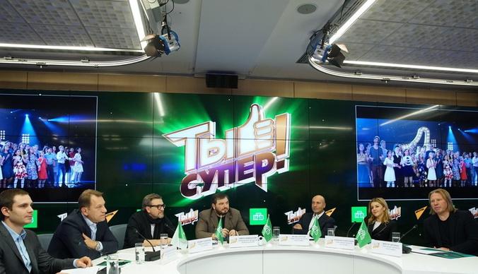 Стали известны имена членов жюри в шоу «Ты супер»