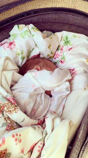 Третью дочь Антоновой назвали редким именем Аглая