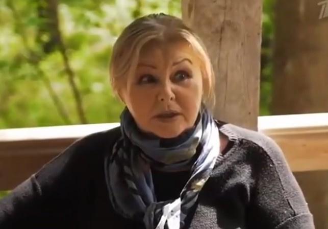 Наталья Селезнева говорит, что восстанавливает силы после тяжелой утраты