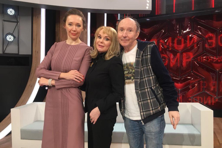 Юлия Вербицкая дружила с артистом