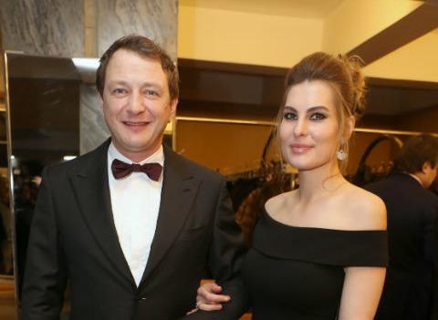 Марат Башаров помирился с женой после избиения