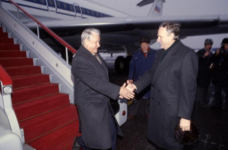Анатолий Собчак мог стать кандидатом в президенты